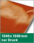 1500 x 1500 mm   nur Druck