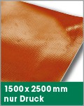 1500 x 2500 mm | nur Druck