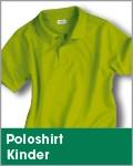 T-Shirt | Kinder | mit Kragen