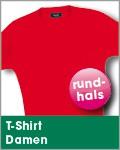 T-Shirt | Damen | rundhals