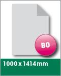 B Format B0