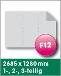APG Format F12 | 1-, 2-, 3-teilig