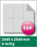 APG Format F24 | 6-teilig